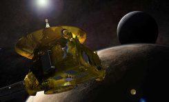 """New Horizons"" Uzay Aracı, Yoğun Veri Aktarım Evresinde"