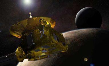 New Horizons Yoğun Veri Aktarım Evresinde