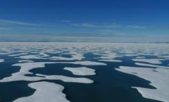 Okyanuslardaki Yaşam Bulutlardaki Buz Oluşumunu Tetikliyor