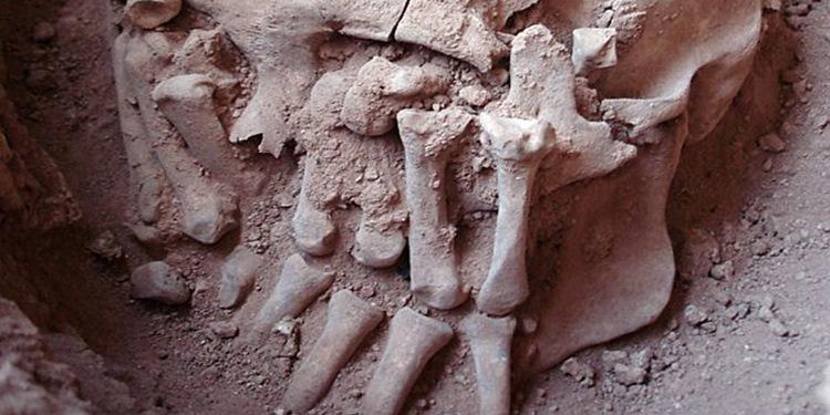 9.000 Yıllık İnsan Dekapitasyon Ritüeli