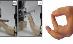 Gerçek İnsan Parmağı Gibi Çalışabilen, Biyo-İlham Robot Parmak
