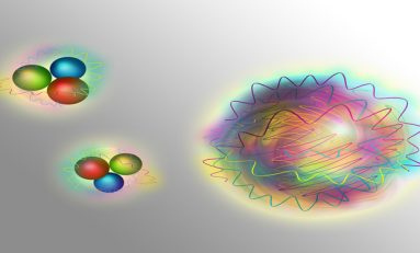Saf Nükleer Kuvvetten Yapılma Parçacık Bulunmuş Olabilir