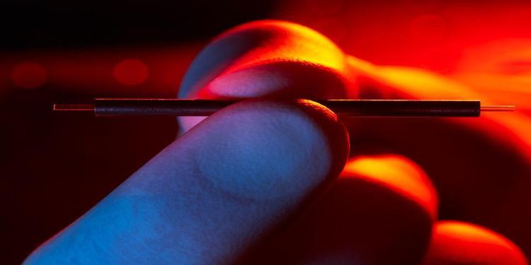 Mini Parçacık Hızlandırıcı Yapıldı