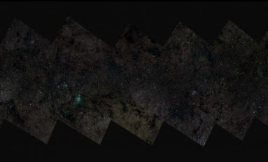 46 Milyar Piksellik Dev Samanyolu Fotoğrafı
