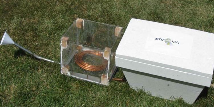 Bu Yeni Buzdolabı, Besinleri Elektrik Olmadan Soğuk Tutuyor