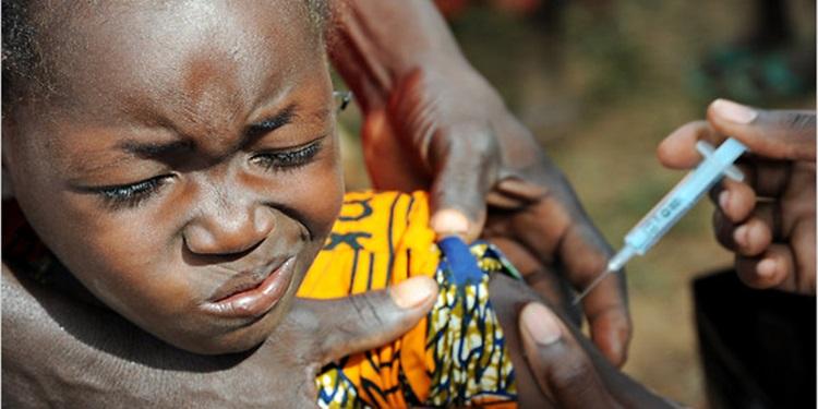 Afrika'dan Menenjit A Silindi Mi?