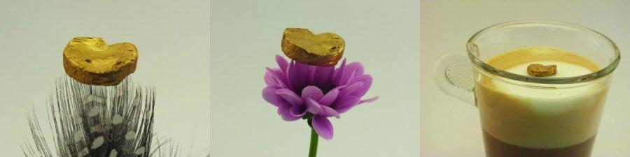 Geliştirilen yeni altın formu oldukça hafif. (Credit:Gustav Nyström and Raffaele Mezzenga / ETH Zurich)