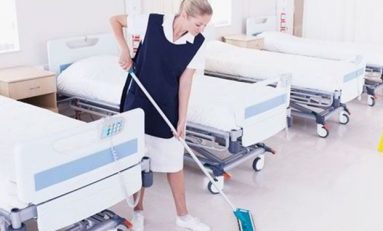 Bakteri Öldüren Boya ile Hastaneler Temiz Tutulabilir
