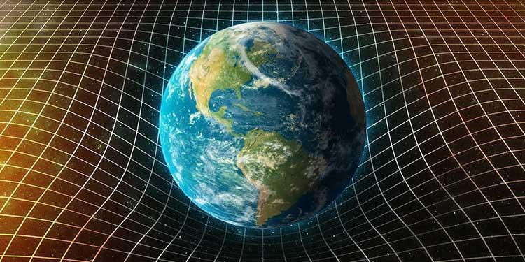 Uzayda Her Maddenin Kütleçekimi Olduğunu ile ilgili görsel sonucu