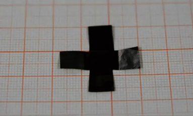 Işığa Tepki Veren Grafen Kağıt (Video)