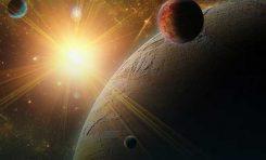 Işığın Güneş Sisteminde Seyahati