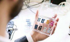 Oldukça Düşük Enerjiyle Çalışabilen Dokunmatik Ekran Malzemesi Geliştirildi