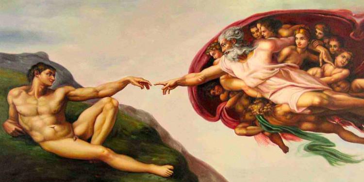 """İnsan, Gelecekte Kendi Yarattığı Evrenin """"Tanrısı"""" Olabilecek mi?"""