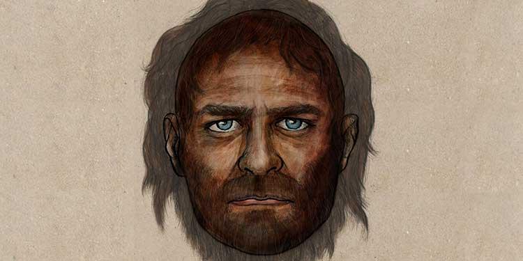 Araştırmanın yapıldığı neredeyse tam durumdaki DNA bireyin dişlerinden elde edildi.