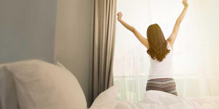 Alarm Çalmadan Bir-İki Saat Önce Uyandınız, Ne Yapmalısınız?