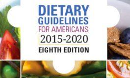 Amerikalılar için Sekizinci Beş Yıllık Sağlıklı Beslenme Planı