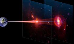 Antik Gökadalardan Gelen Işık Erken Evrenin 40 Yıllık Gizemini Aydınlatıyor