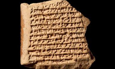 Babil'li Gökbilimciler Jüpiter'i İzlerken Geometri Kullandı