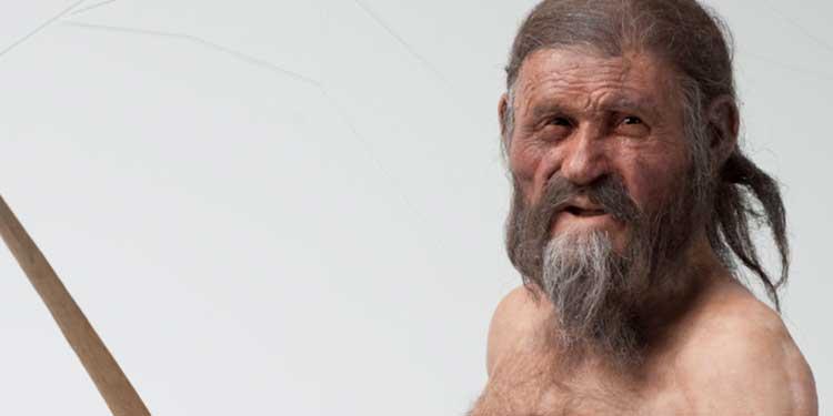 Buz Adam Ötzi, Öldürüldüğünde Muhtemelen Mide Ağrısı da Çekiyordu!