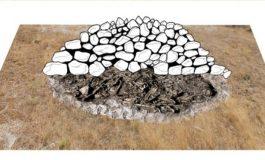 Cilalı Taş Devri Megalitik Toplu Mezarı İncelendi