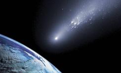 Dev Kuyruklu Yıldızlar Göktaşlarından Daha Fazla Tehlike Arz Ediyor