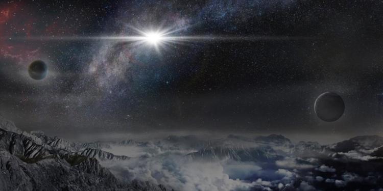 16 Km Çapında ve Güneş'ten 570 Milyar Kat Daha Parlak Bir Gök Cismi Gözlemlendi