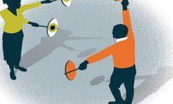 Gözlere Bakarak Konuşma Sırasının Geldiğini Anlamak