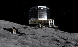 """""""Philae"""" Uzay Sondası ile Vedalaşmanın Zamanı Geldi: """"Güle Güle Philae!"""""""
