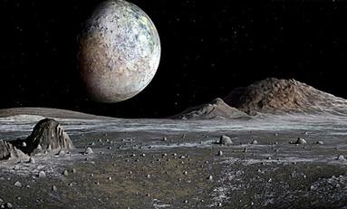 Plüton Uydusu Charon'un Yüzeyindeki Muhtemel Antik Okyanus