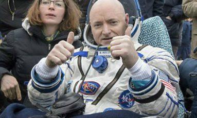 Astronot Scott Kelly, Uzay Görevi Sırasında Neden 5 cm Uzadı?