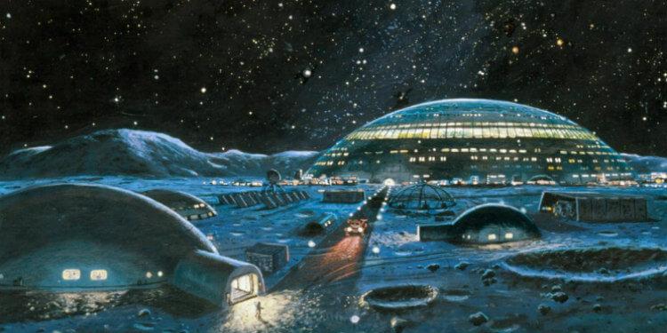 Avrupa Uzay Ajansı'nın Son Planı: ''20 Yıllık Bir Zaman Dilimi İçerisinde Ay'da Köy Kurmak!''