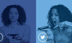 Facebook Kıskançlığı, Twitter Öfkeyi Ortaya Çıkarabiliyor