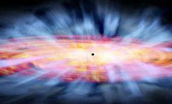 Kara Delik Etrafında Evrenin En Hızlı Rüzgarları Keşfedildi