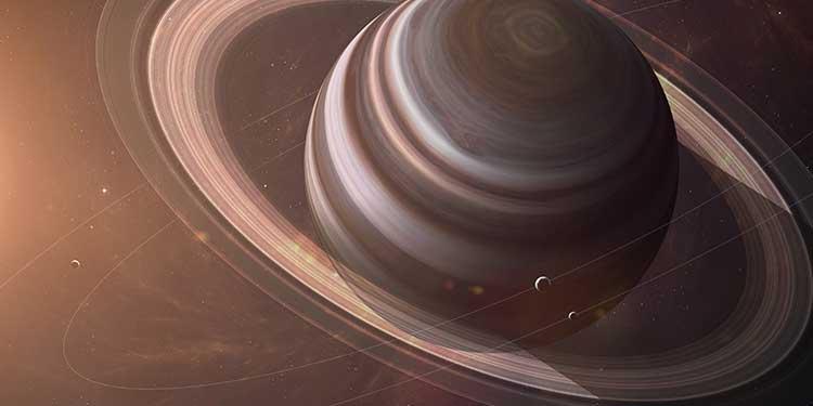 Satürn'ün Uyduları Dinozorlardan Daha Genç Olabilir