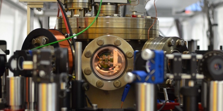 Tek Bir Atomdan Oluşan Isı Makinesi Yapıldı
