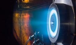 Yeni Tip Elektrikli İtme Düzeneği İnsanlığı Evrenin Derinliklerine Taşıyabilir