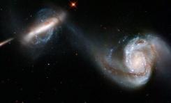 Samanyolu'nun Etrafında Dönen Yeni Bir Gökada Keşfedildi