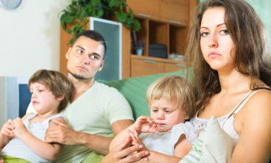 Çocuk Sahibi Olmak Romantik İlişkiyi Riske Atıyor