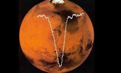 Mars Atmosferinde Atomik Oksijen Saptandı