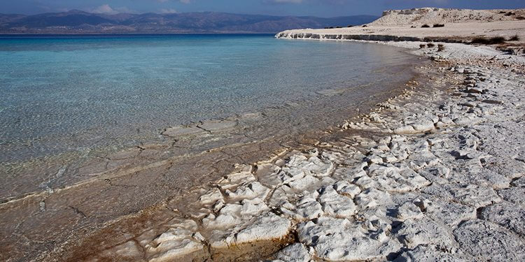 Türkiye'deki Tuzlu Göller, Mars'ta Yaşama Işık Tutabilir