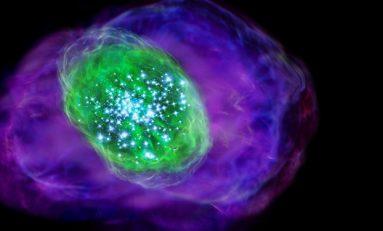 Evrendeki En Yaşlı Oksijen