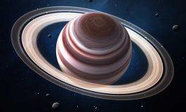 Halkalı Haziran - Satürn Karşı Konumda