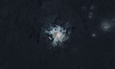 Cüce Gezegen Ceres'te Yaşam Filizlenmiş Olabilir mi?