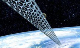 Karbon Nanotüpler, Uzay Asansörünü Kaldırabilir Mi?