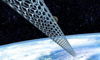 Karbon Nanotüpler Uzay Asansörünü Kaldırabilir Mi?