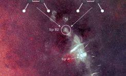 Uzayda İlk Kez Organik Bir Kiral Molekül Keşfedildi