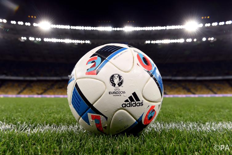 Euro 2016'da kullanılan top; Bea Jau