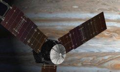 """""""Juno"""" Uzay Aracı Yolculuğunu Tamamladı"""