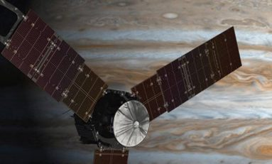 NASA'nın Juno Uzay Aracı Yolculuğunu Tamamladı