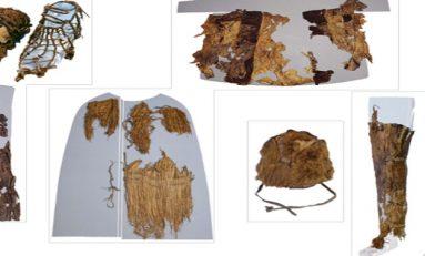 Buz Adam Ötzi'nin Gardırobunun Kapakları Açıldı